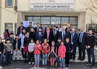 Cidade turca vira modelo contra a xenofobia e cresce ao receber meio milhão de imigrantes