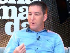 """Deputados enviam requerimento a Moro para """"garantia de vida"""" a Glenn Greenwald"""