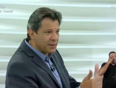 Haddad: Moro teria obrigação de investigar e punir vazamento de dados de David Miranda