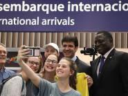Investigado no laranjal do PSL, ministro do Turismo recebe primeiros estadunidenses que chegaram sem visto