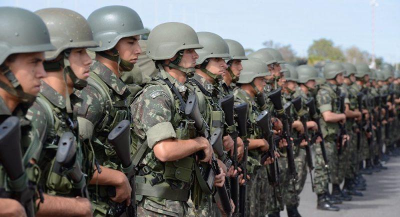 Deserção e tráfico de drogas são os crimes mais comuns praticados por militares