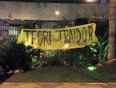 """Vaza Jato: Moro diz que """"tontos do MBL"""" fizeram manifestação para defendê-lo"""