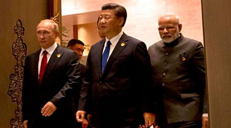 ed0642784 Líder chinês exclui Bolsonaro de reunião e dá indício de fim do BRICS
