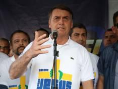 """""""Quem manda sou eu"""", diz Bolsonaro após Marcha para Jesus"""