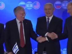 Rússia, Israel e Estados Unidos anunciam acordo sobre as questões relativas à Síria