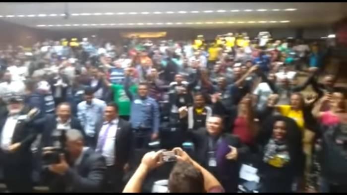95b84d6bbe01 Trabalhadores de transportes decidem aderir à greve geral do dia 14 de junho