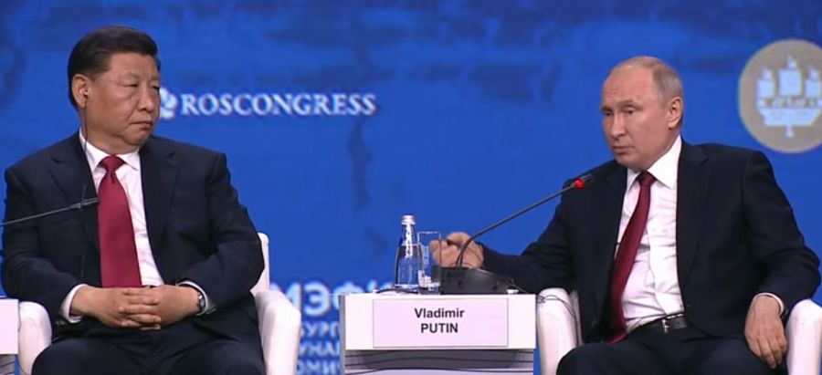 """Putin se alia à China no Caso Huawei e anuncia início da """"primeira guerra tecnológica"""""""