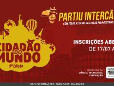 Maranhão anuncia 80 vagas para intercâmbio no exterior com tudo pago
