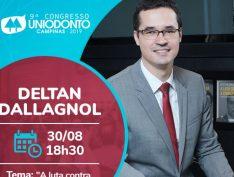 Após denúncia da Vaza Jato, empresa recebe críticas e fecha vagas para palestra de Deltan Dallagnol