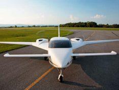 Empresa canadense desenvolve avião feito e movido a maconha