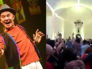 Bispo de Garanhuns é atacado por bolsonaristas após apresentação de Antônio Nóbrega com #Lulalivre