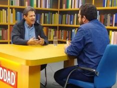 Haddad estreia programa de entrevistas nesta segunda-feira