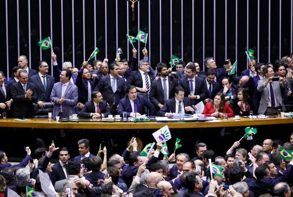 Resultado de imagem para Como votou cada deputado na reforma da Previdência