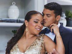 """Vídeo: Esposa do jogador Thiago Silva diz que mulher que se suicidou por depressão vai """"queimar no inferno"""""""