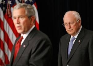 Dick Cheney tournou-se vice-presidente de George Bush assim que deixou o comando da Halliburton. Por que só falamos de oligarcas na Rússia?