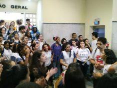 Alunos e professores vencem e interventor bolsonarista sai pela porta dos fundos e não assume o Cefet-RJ