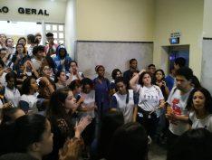 Resistência à intervenção no Cefet-RJ continua: assembleia e ato estão previstos para esta terça