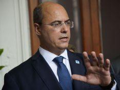 Witzel responsabiliza governo Bolsonaro pela morte de mais uma criança no Rio