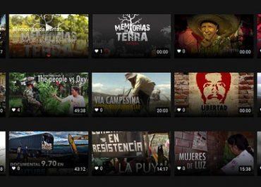 Bombozila, conhecida como Netflix das lutas sociais, reúne mais de 400 documentários independentes