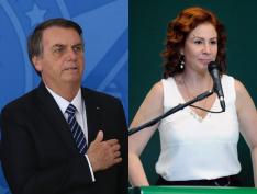 Parlamentares reagem a vídeo de Zambelli pedindo que Bolsonaro não vá à ONU
