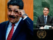 """De folga no Japão, Bolsonaro divulga vídeo de Maduro e diz que Foro de SP está """"mais vivo que nunca"""""""