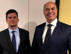 Witzel, Bolsonaro e Moro são os mandantes do assassinato da menina Ágatha, por Ariel de Castro Alves