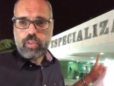 Chefe das milícias virtuais de Bolsonaro faz live com Boletim de Ocorrência contra Lobão e Frota