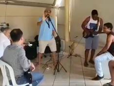 Eduardo Bolsonaro tuíta vídeo em que Weintraub faz chacota com Lula