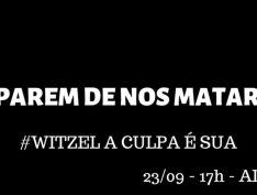 Por Agatha, manifestantes convocam ato na ALERJ contra política de extermínio de Witzel