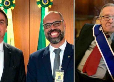 Olavo de Carvalho conclama ditadura Bolsonaro e milicianos virtuais já pedem novo AI-5