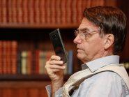 Anatel autoriza bloqueio de celular em locais onde estiverem Bolsonaro e Mourão