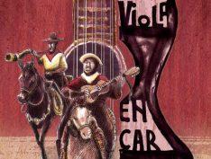 'A Viola Encarnada', um HQ inspirado em canções do repertório caipira