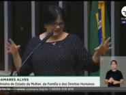 """Damares: """"Bolsonaro não prometeu nada para o Brasil durante a campanha"""""""
