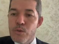 Em vídeo, Delegado Waldir pede arrego e, sem citar Eduardo Bolsonaro, entrega liderança da bancada do PSL