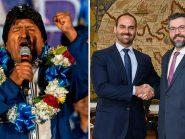 Ernesto Araújo e diplomacia de Bolsonaro anteciparam tentativa de golpe da direita na Bolívia