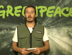 Greenpeace lacra em cima de Ricardo Salles: Temos voluntários nas praias desde setembro, quando você estava na Europa