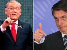 """Milton Neves diz que foi """"espetacular a derrota da ladrauzada vermelha"""" e que CPMI de fake news é """"grande bosta"""""""