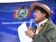 Evo Morales denuncia tentativa de golpe de Estado pela direita na Bolívia