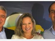 Joice e Major Olímpio ingressam com representação para tirar Eduardo Bolsonaro do comando do PSL de SP