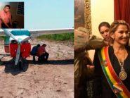 Sobrinho de autoproclamada presidenta da Bolívia foi preso no Brasil com 480 quilos de cocaína