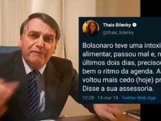 Tuíte de jornalista no dia do assassinato de Marielle diz que Bolsonaro voltou mais cedo para o Rio