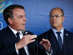 """Witzel diz desconhecer diálogo do governo Bolsonaro com """"tráfico e milícia"""" para combate à Covid-19 nas favelas"""