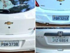 Carro que estava na invasão da embaixada venezuelana pertence a presidente do Rotary Club de Brasília