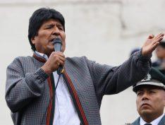Evo Morales é eleito chefe de campanha do MAS para nova eleição na Bolívia