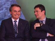 Moro comemora derrubada de perfis de fake news ligados a Bolsonaro, de quem foi ministro