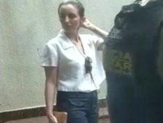 Mulher detida em BH por racismo contra taxista é solta após fiança de R$ 10 mil