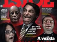 IstoÉ assume relação com Doria e parte pra cima de Bolsonaro