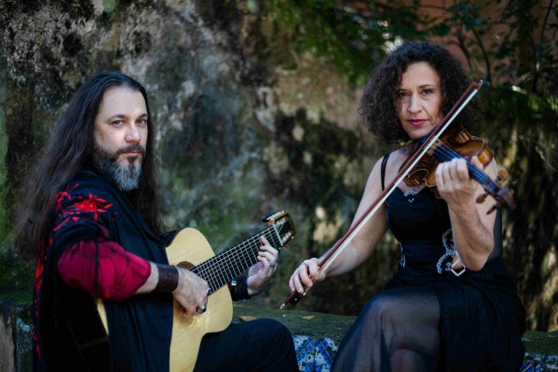 Resultado de imagem para Ana de Oliveira e Sérgio Ferraz lançam CD dedicado à Música Instrumental e homenageando Egberto Gismonti