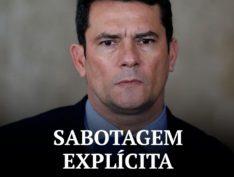 Porta-voz de Moro, Crusoé diz que ex-juiz da Lava Jato foi alvo de sabotagem