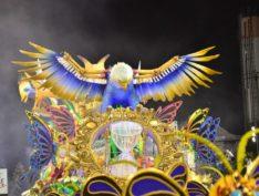 Com homenagem a Paulo Freire, Águia de Ouro é campeã do Carnaval de SP